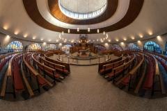 Homburg, Kirche Sankt Fronleichnam 1