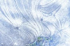 Eisstruktur