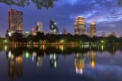 04 Lumphini Park Bangkok
