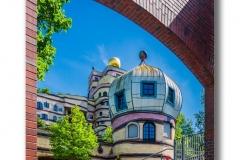Darmstadt Hundertwasserhaus